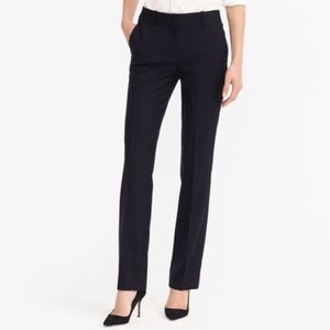 J.Crew Campbell trouser black career cotton 4